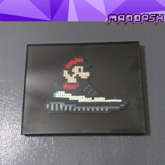 Hypebeast Nintendo Mario Adidas Yeezy Pixel Art Nwt